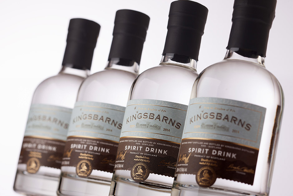 Kingsbarns Distillery Founders' Club