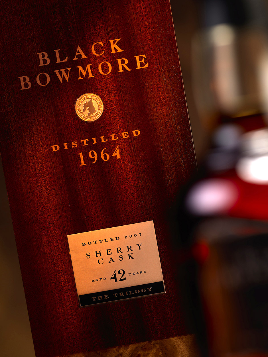 The Black Bowmore