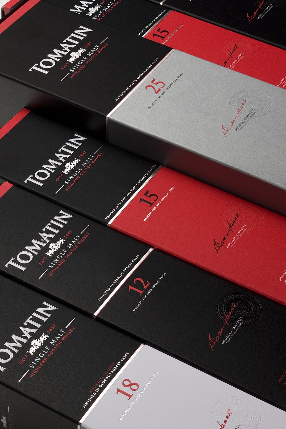 Breeze creative design consultants tomatin single malt for Creative design consultants