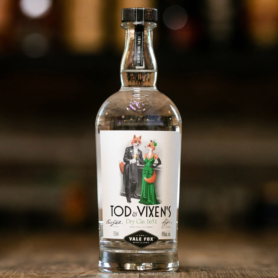 New Gin for the Big Apple